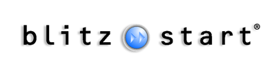 Logo von Blitz Start - Kooperationspartner